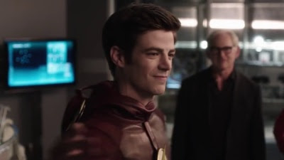 The Flash (TV-Show / Series) - Season 2  'Best of Both Worlds' Teaser - Screenshot