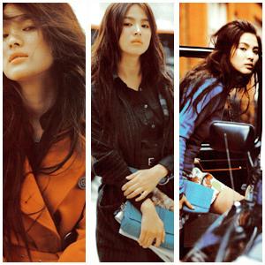 Biografi Artis Korea Song Hye Gyo