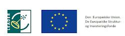 Vi er støttet af Den Europæiske Union, De Europæiske Struktur- og Investeringsfonde