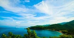gambar pulau mandalika 3