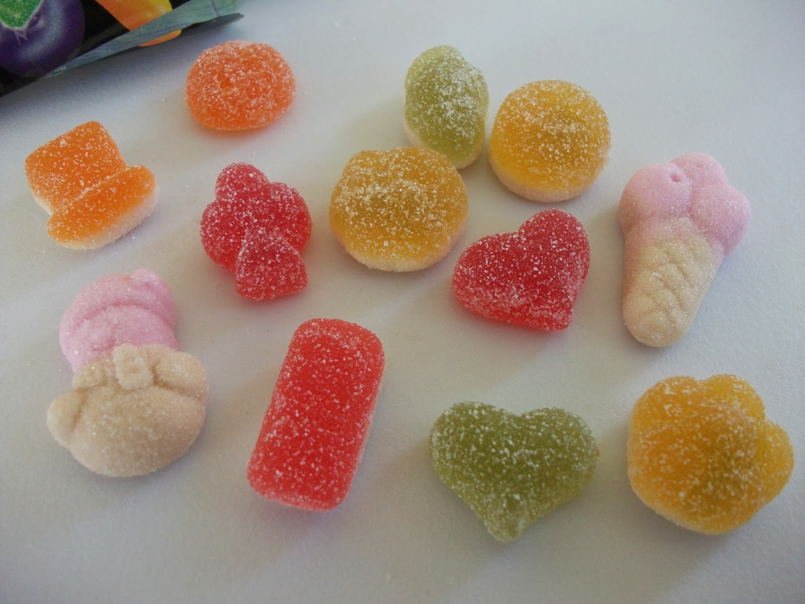 rowntree's randoms sweet n sour