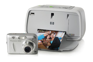 HP Photosmart A440 Printer Dock Manual