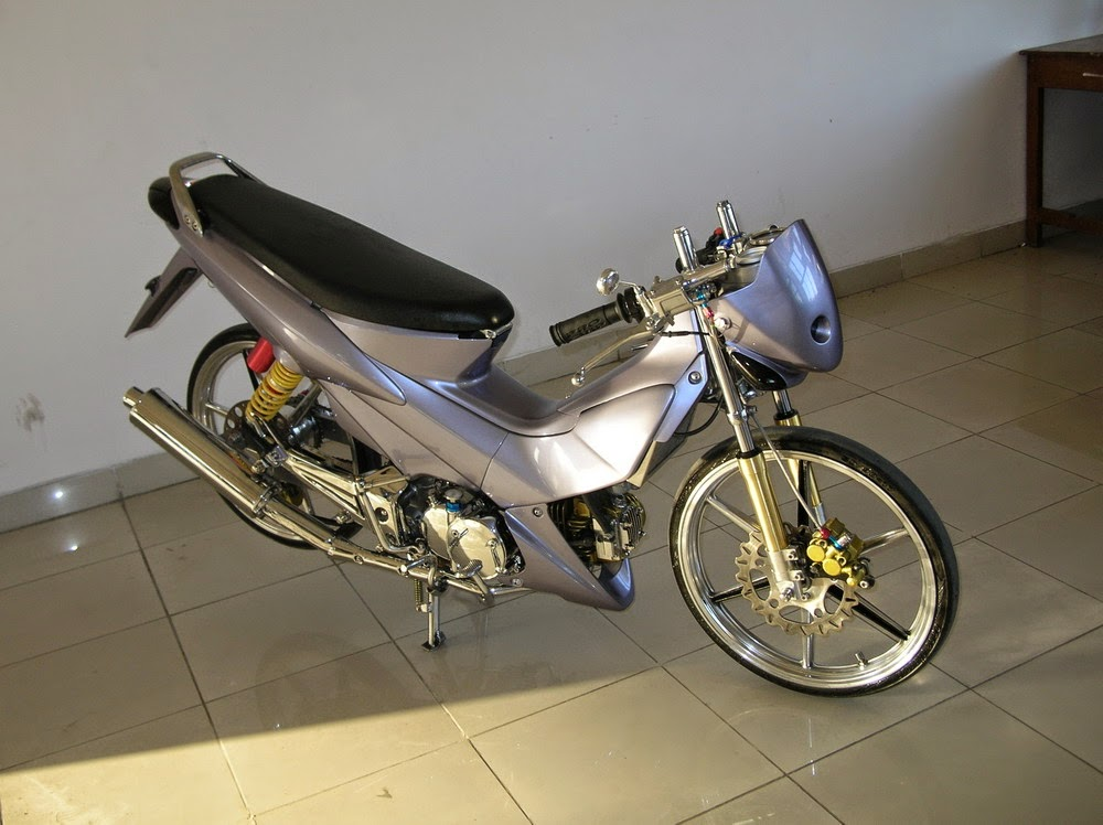 contoh modifikasi mio sporty tahun 2007