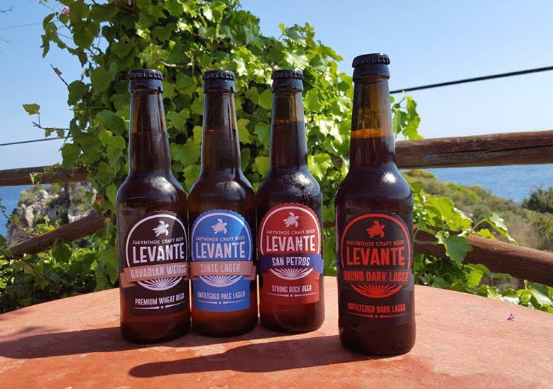 Levante Beers at Oceanic