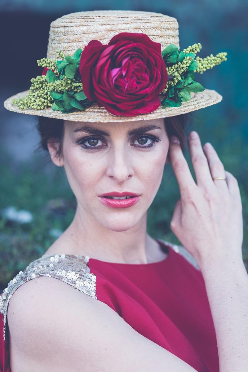 looks novias e invitadas tocados cris camon elena Bau oui novias blog bodas retales de bodas