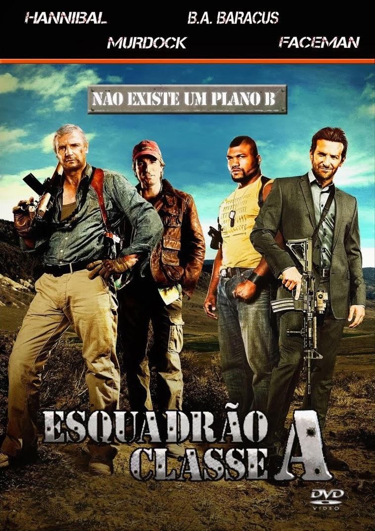 Esquadrão Classe A – Dublado (2010)