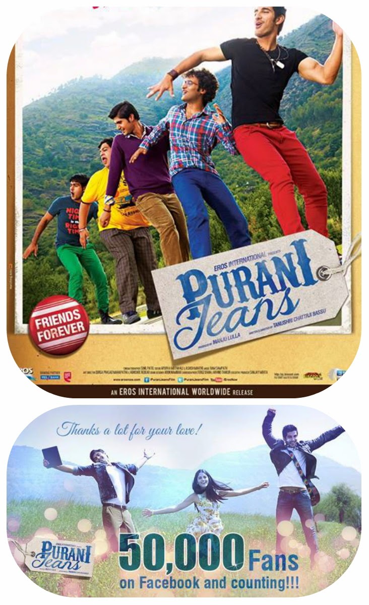 Purani Jeans 2014 Movie Poster