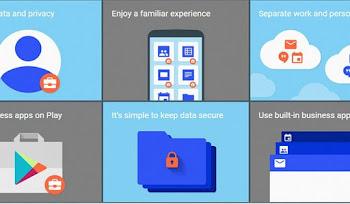 Google Android for Work İş Dünyasına Özel Uygulama