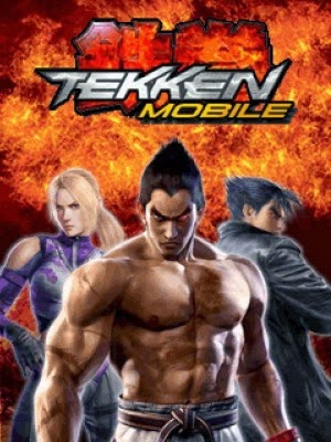 Tekken 6 HD 3D China S60v3 Mobile Game