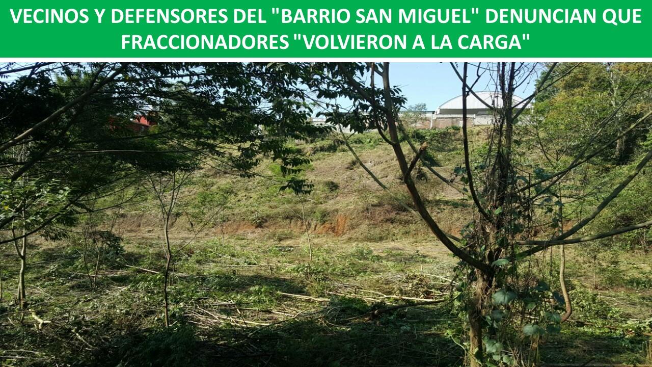 BARRIO SAN MIGUEL