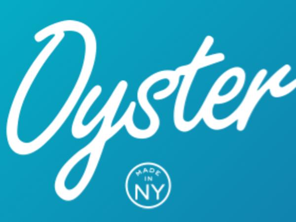 Oyster books logo