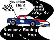 Boggity Boggity Nascar Racing Blog Hop