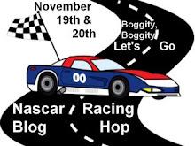 Boggity Boggity Nascar Racing Blog Hop