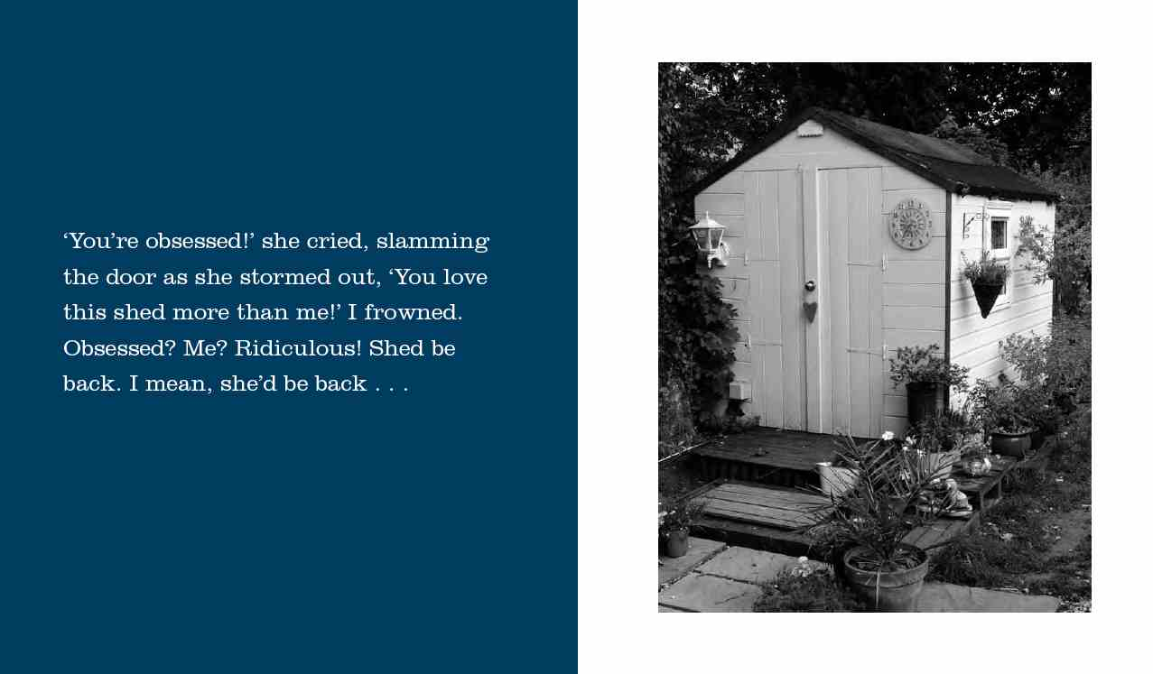 Shedworking: Fifty Sheds of Grey book review