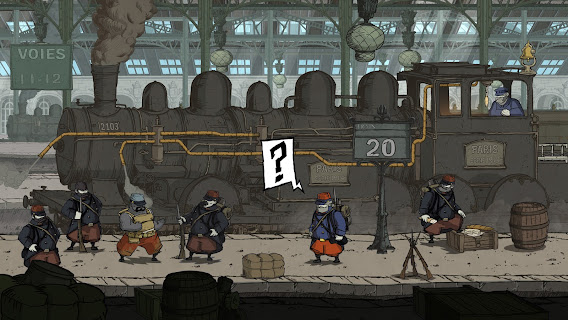 Valiant Hearts The Great War ScreenShot 01