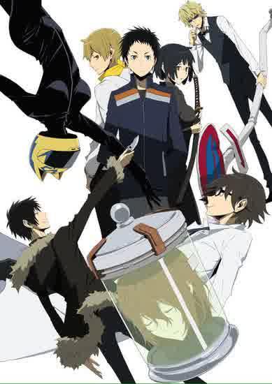 Tanggal Tayang Untuk Anime 'Durarara !! x2 Ketsu' Diumumkan