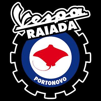 1ª Vesparraida en Portonovo