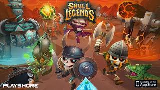 Skull Legend