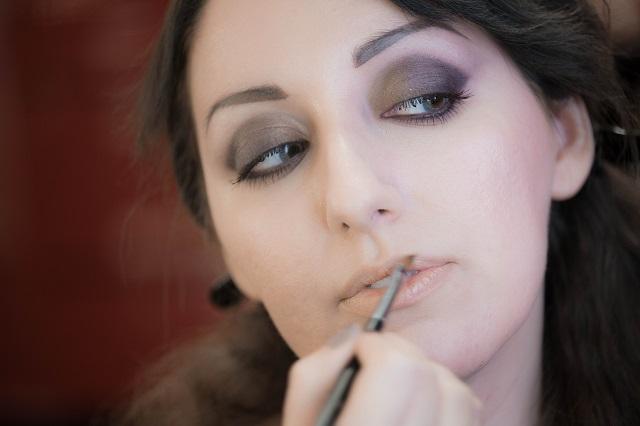 chanel beauty boutique firenze, veronique tres jolie, chanel rouge noir absolument collection