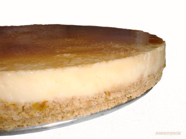 receta facil tarta crema catalana