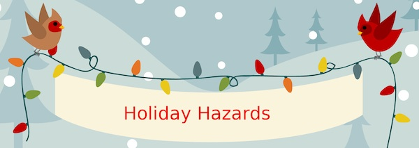 christmas safety banners
