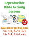 Printable Bible Lessons on Sale. Buy more, save more!