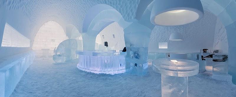 icebar jukkasjarvi