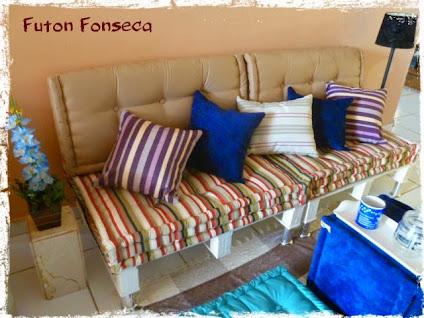 Sofá Palet Futon Fonseca