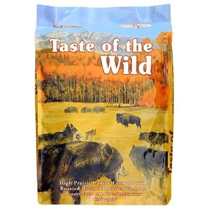 Best Taste Of The Wild Dry Dog Food