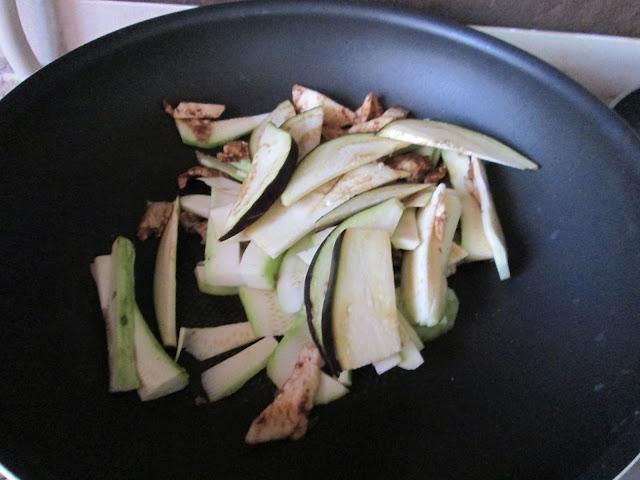 courgette, aubergine, recette,legume