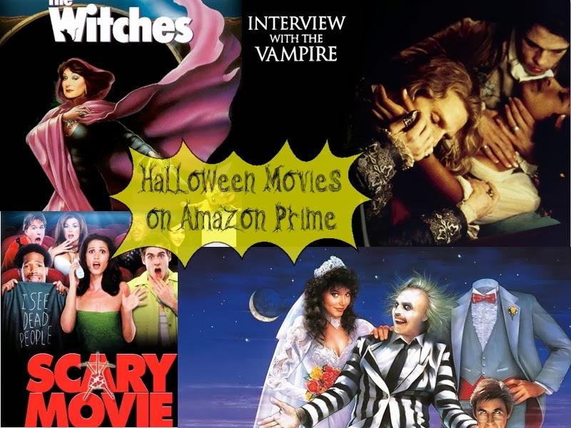 Halloween Movies: Free on Amazon Prime