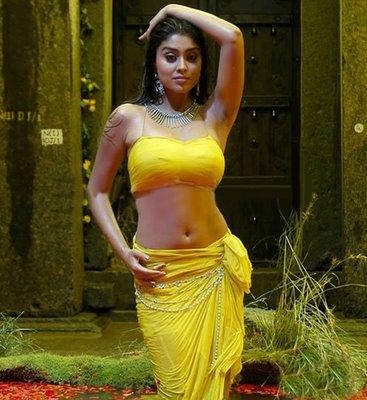 shriya saran deep wide wet spicy navel shows actress hot