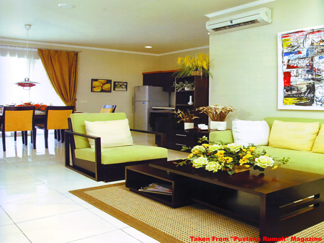 Interior Design Apartment Kecil