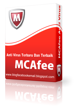antivirus software terbaik  McAfee