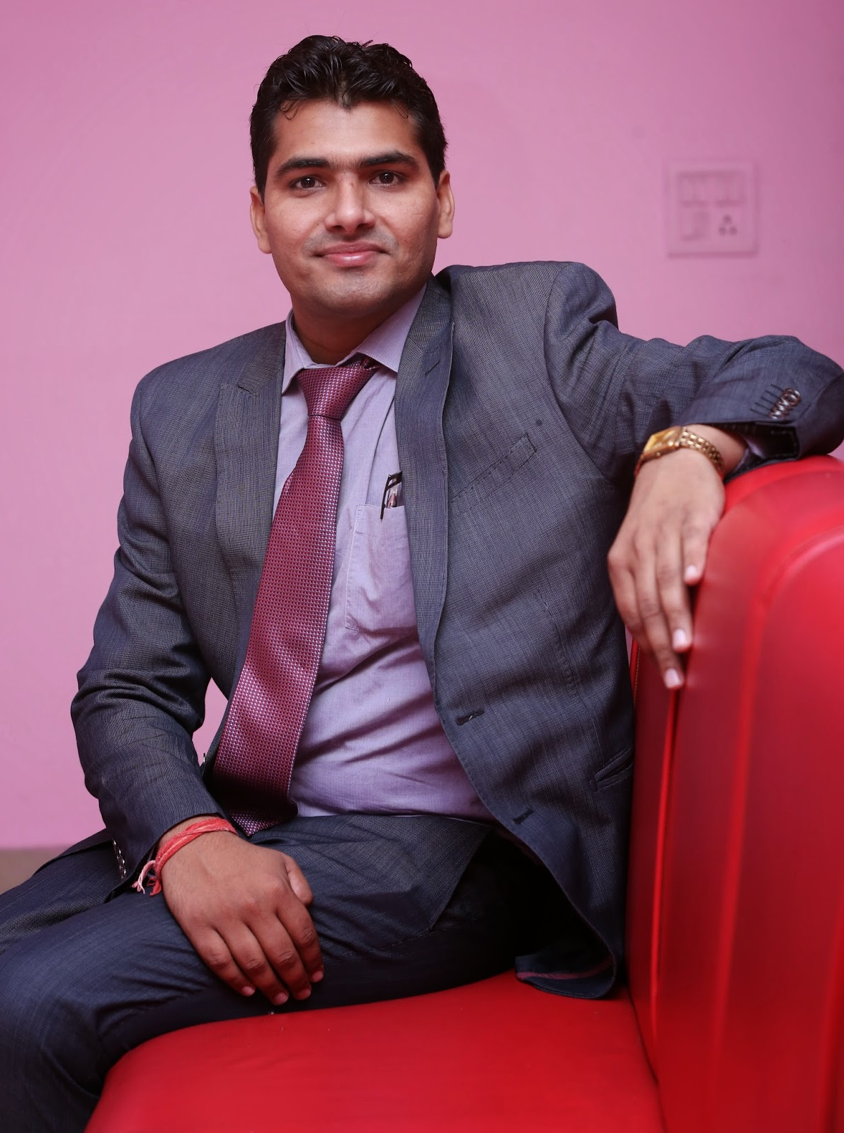 Anant Fresh Managing Director Mr. Manoj Kumar Khatri