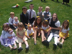 All 14 of My Darling Grandkids
