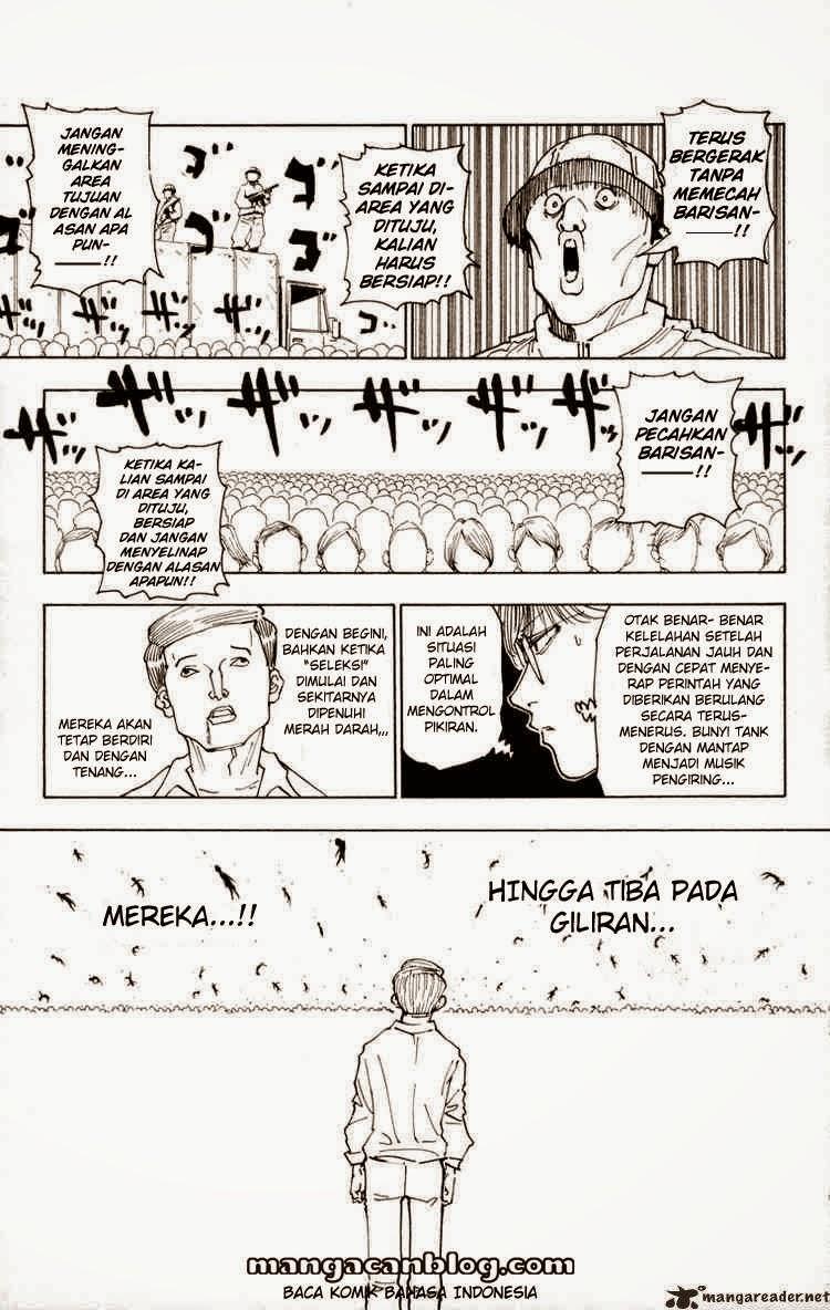 Dilarang COPAS - situs resmi www.mangacanblog.com - Komik hunter x hunter 260 - 1 - 4 261 Indonesia hunter x hunter 260 - 1 - 4 Terbaru 2|Baca Manga Komik Indonesia|Mangacan
