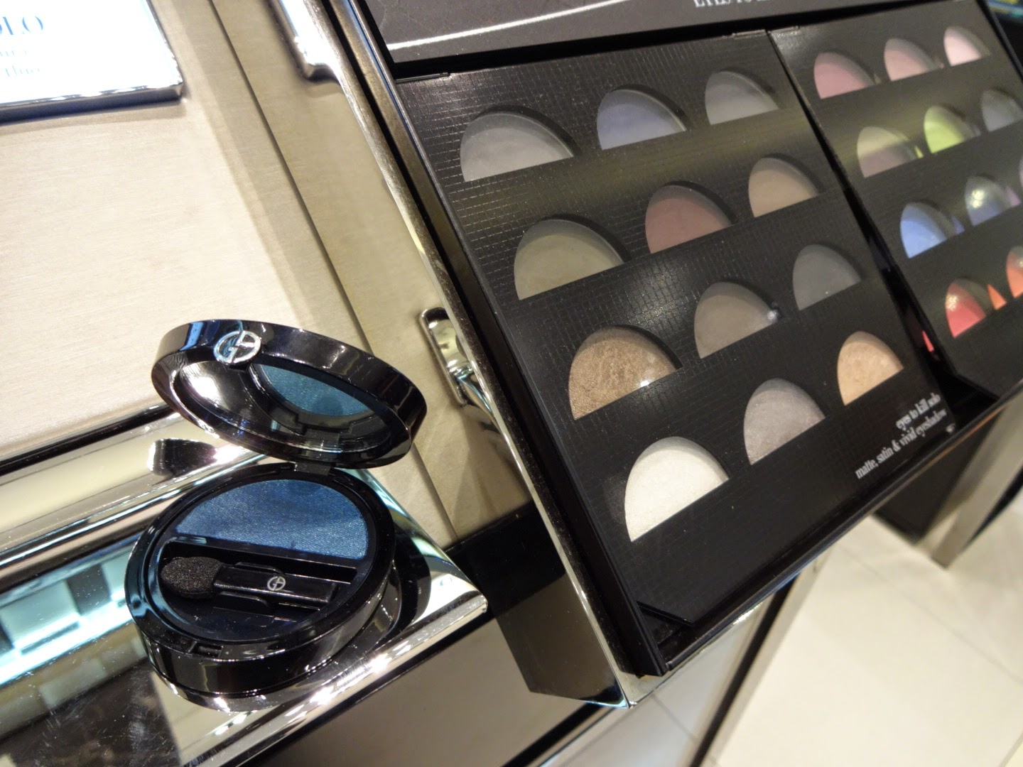 Giorgio Armani make up spring 2014 Eyes To Kill Solo Eyeshadow