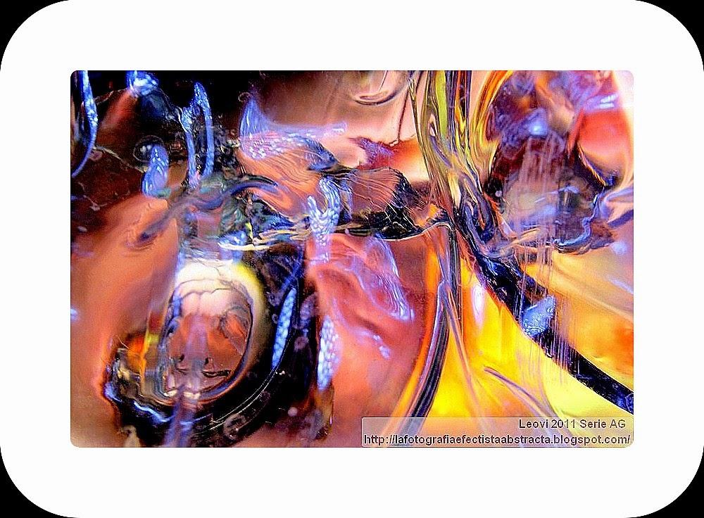 Foto Abstracta 3325  Sublevación espectral - Spectral rebellion