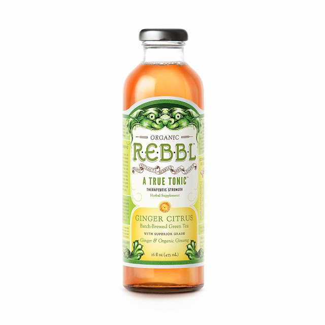 Packaging design inspiration #18 - REBBL Teas
