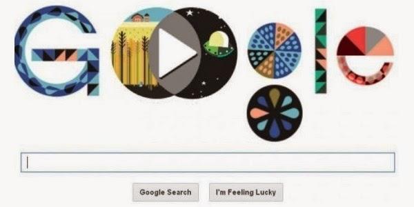 Google doodle Diagram Venn