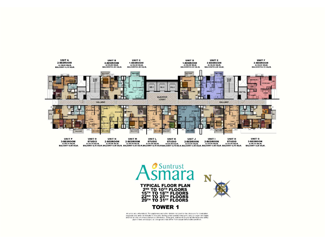 Asmara Condominium Tower 1