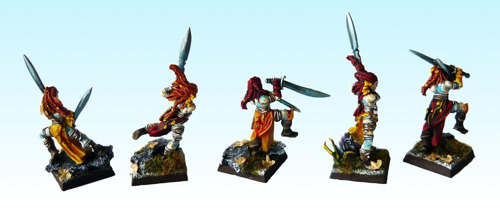 elves - Skavenblight's Wood Elves - Page 2 Wardancers_06