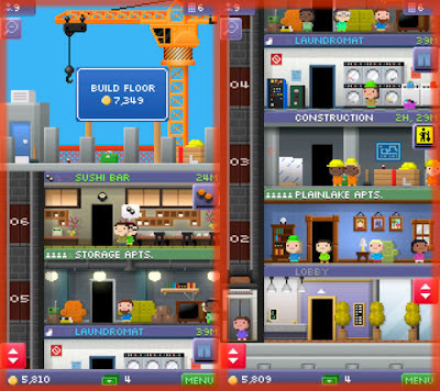 tinytower best iphone 5 game