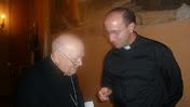 Il Coordinatore del GdN incontra il Card. Elio Sgreccia