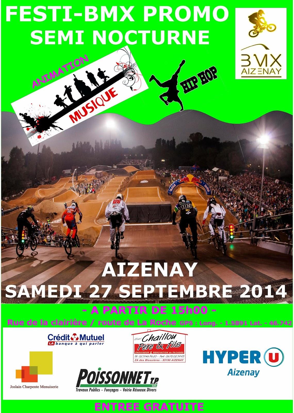 course bmx aizenay