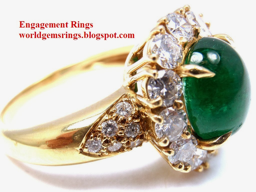 Engagement Ring : Engagement Diamond Ring In Colombia 122