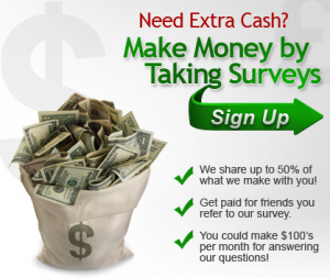 make cash with surveys