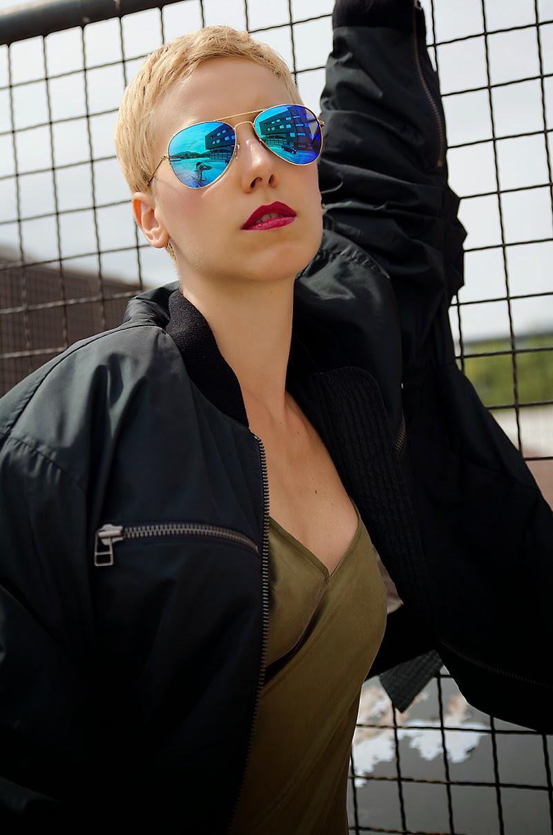 h&m studio aw14 bomber jacket beeswonderland