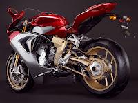Gambar Motor MV Agusta 2013 F3 Oro 4